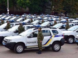 Полицейским прифронтовых областей передали внедорожники Renault Duster 5
