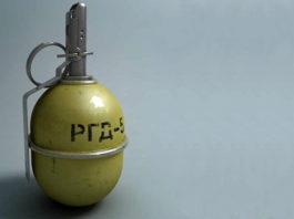 В Харькове неизвестные взорвали гранату возле автоцентра