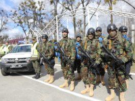 В Национальной гвардии создали горно-патрульную роту 5
