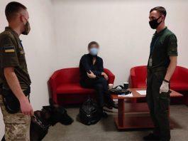 прикордонники затримали росіянина, розшукуваного за вбивство